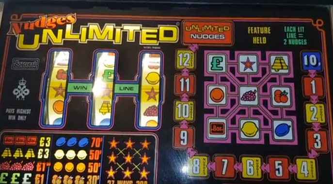 Adders and ladders fruit machines