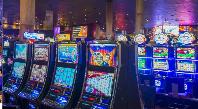 fixed odds betting machines in motion