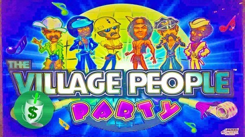 village people slot machine game